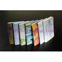 Buy cheap OEM high quality cheap customized journals diary notebooks printing service from wholesalers