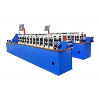 Buy cheap 2.0 Mm Cable Tray Production Line Automatic PLC Control  4 - 5 M / Min from wholesalers