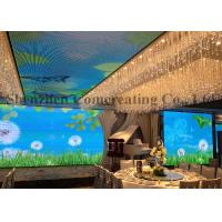Buy cheap Indoor digital LED Advertising Screens Front Access for Fixed Installation from wholesalers