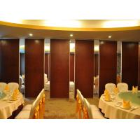Buy cheap Red Interior Decorative Partition Movable Office Partitions product