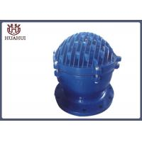 Ductile Iron Flanged Foot Valve Ss304 Screem DN600 Preventing Water Reverse