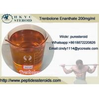Buy cheap Bulking Injectable Premade Steroid Oil Trenbolone Enanthate Tren E 200mg/ml For Bodybuilding product