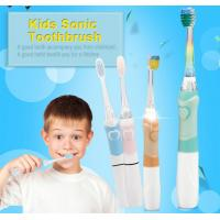 Buy cheap ABS/ TPE Nylon Bristle Toothbrush , 1 X AAA Battery Childrens Battery Toothbrush from wholesalers