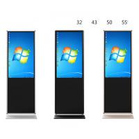 Buy cheap Full HD Interactive Digital Signage For Indoor Cold Rolled Steel Material from wholesalers