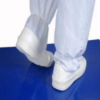 Buy cheap 30 Sheets Clean Room Sticky Mats For Construction Polyethylene Material from wholesalers