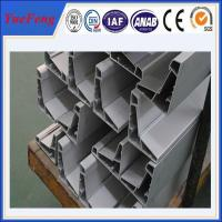 Buy cheap Aluminium hollow section extrusion profiles in china,aluminium window making materials from wholesalers