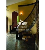 Buy cheap pure metal railings and stairs from wholesalers
