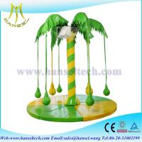 Buy cheap Hansel hot selling children indoor playground from wholesalers