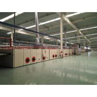 Different Fabric Textile Stenter Machine 70 T With Conduction Oil Heating
