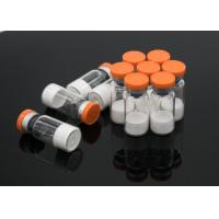 Buy cheap PT-141 32780-32-8 Injectable Peptides , Pharmaceutical Peptide Bremelanotide from wholesalers