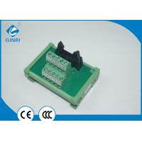 Buy cheap Mounting DIN Rail Interface Breakout Module , 10Pin Terminal Block  1A DC24V from wholesalers