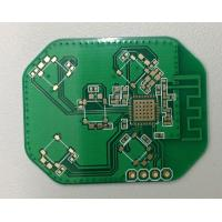 Buy cheap 1oz copper thickness mobile phone prototype pcb boards hasl lead free , fr-4 base from wholesalers