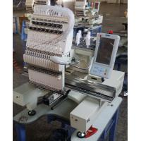 Buy cheap Multi Needle Home Embroidery Machine , Computer Machine Embroidery For Shoes / Visors from wholesalers
