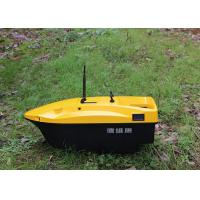Buy cheap DEVC-113 remote control fishing bait boat yellow autopilot rc model fishing tackle from wholesalers