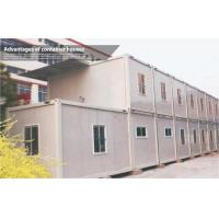 Buy cheap Steel frame prefabricated house or prefab house prices from wholesalers