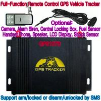 Buy cheap GPS107B All-In-One AVL GPS Vehicle Tracker W/ Photo Snapshot, Remote-Control & 2-Way talk from wholesalers