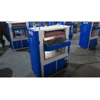 Buy cheap Double side planer thicknesser machine list from wholesalers