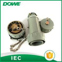 Buy cheap High voltage 3phase 5wire silver core non-sparking plug and socket from wholesalers