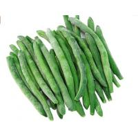 Buy cheap Delicious BRC Fresh Frozen Foods , IQF Whole Frozen Green Beans for Supermarkets from wholesalers