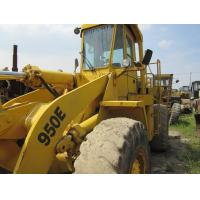 Buy cheap Used Caterpillar 950E wheel loader,CAT 950E Japan made,aslo CAT 936E/966G/980G from wholesalers
