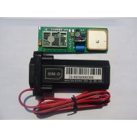 Buy cheap GPS Vehicle Tracker Mutual Contact Via Remote Target Location or Monitoring from wholesalers