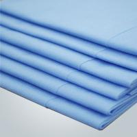Eco Friendly PP Spunbond Nonwoven Fabric , Non Woven Polypropylene Fabric