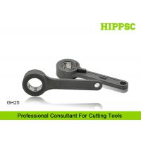 China CNC Metric Spanner Wrenches / Ratchet Spanner Wrench With Circle Nuts on sale