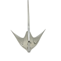 Buy cheap Stainless Steel 304 Rocna 15kg Anchor  Silver Polish Boat Bruce from wholesalers
