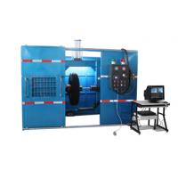 Buy cheap Hot sale tread pressed machinery/OTR truck tyre retreading machine from wholesalers