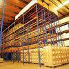 Buy cheap Multilevel Heavy Duty Warehouse Pallet Double Deep Racking System for Warehouse Store from wholesalers