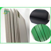 Buy cheap FSC 250gsm - 1500gsm Grey Cardboard Good Surface Strength For Making Gift Box from wholesalers