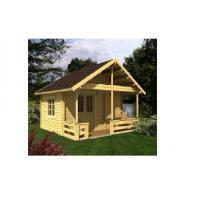 Buy cheap Canadian Spruce Outdoor Wooden House , Wooden Chalet House For Accommodation from wholesalers
