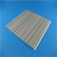 Buy cheap waterproof  Laminating Plastic UPVC Wall Panels 250mm x 5mm x 2950mm from wholesalers