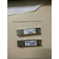 Buy cheap Plug In Interface Type Cisco SFP Modules Transceiver 10 Gigabit Ethernet SFP+ SFP-10G-LR from wholesalers