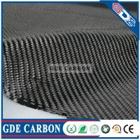 Buy cheap Wholesale 3k twill 200g 2x2 carbon fiber fabric/ cloth 100m/roll from wholesalers