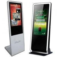 Buy cheap Android Wifi Touch Advertising Floor Standing Digital Signage 42  50 / 60Hz from wholesalers