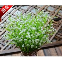 Buy cheap Handmade wedding event flower home  decoration flower Babysbreath Flower Series from wholesalers