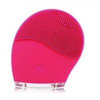 Buy cheap Deep Vibrating Silicone Cleaning Face Machine / Soft Exfoliating Scrub Brush from wholesalers