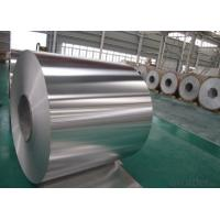 Buy cheap 3003 H14 5052 H26  Aluminum Coil Roll , Aluminum Plate Panels Lightweight from wholesalers