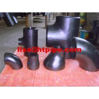 Buy cheap ASTM A420 WPL6 carbon steel pipe fittings from wholesalers