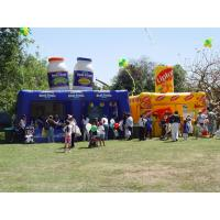 Buy cheap Durable Lipton Inflatable Booth , Advertising Inflatables With EN14960 from wholesalers