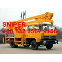 Buy cheap 26m Dongfeng EQ5111JGKG Aerial Working Truck from wholesalers