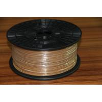 Buy cheap Gold 3mm PLA Filament 3D Printing / 3D Printer PLA Filament product