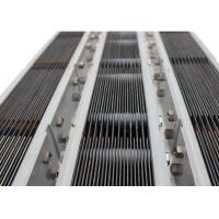 Buy cheap Fully Automatic Titanium Electrode Products , Light Weight Platinized Titanium Anode from wholesalers