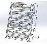 Buy cheap LED Light, High-Pole, Spot light,  Flood light ,  Aluminum, Extrusion heat sink from wholesalers