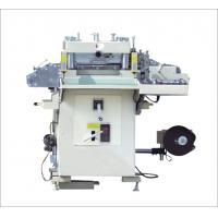 Buy cheap 380V 50Hz High Precision Automatic Foil Stamping Machine For PET And PVC Film from wholesalers