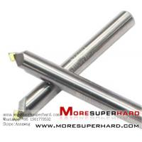 Buy cheap Single Crystal Diamond cutter For Panel Single Crystal Natural diamond cutting tools,inserts Anna.wang@moresuperhard.com from wholesalers