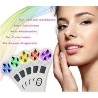Buy cheap Skin Care High Frequency RF Galvanic Facial Machine , LED Photon Light Therapy Machine from wholesalers