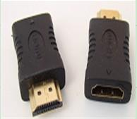 Buy cheap HDMI Male-Female  (180°) from wholesalers