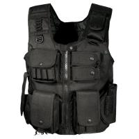 Buy cheap Law Enforcement Military Bulletproof Vest / Bullet Resistant Vest from wholesalers